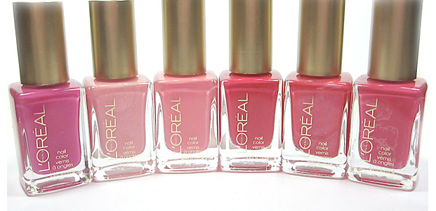 L'Oreal Colour Me Pink
