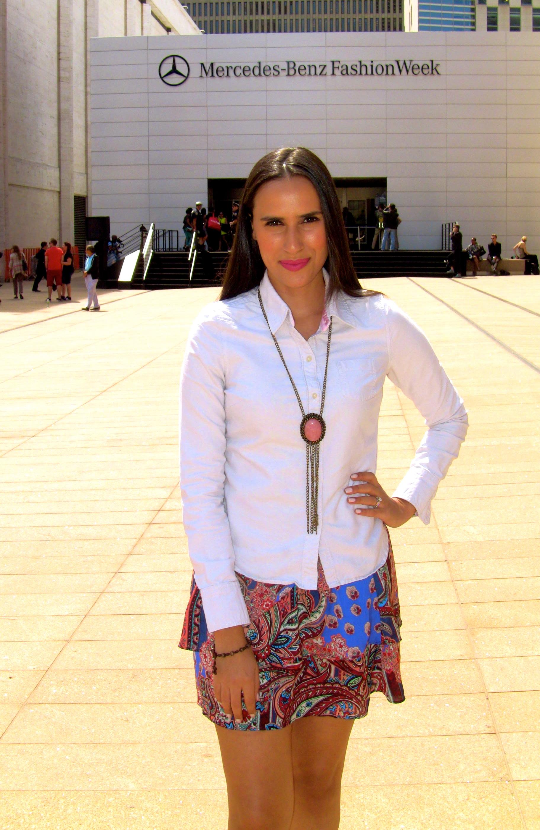 latina fashion blogger