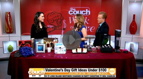 style expert mercedes sanchez on cbs live from the couch