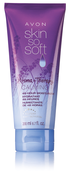 SSS Aroma Therapy Calming 48 hour moisturizer