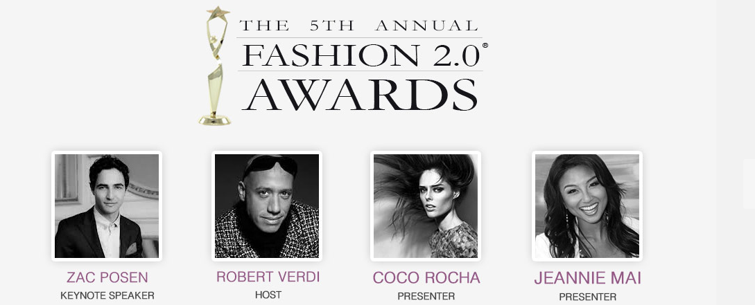 style coalition 5th annual fashion 2.0 awards