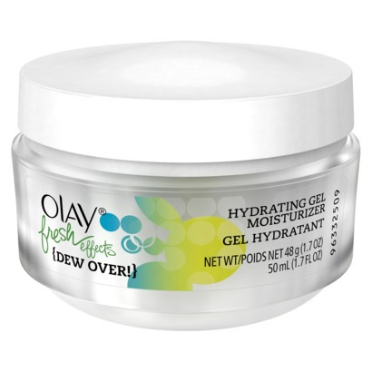 Olay Fresh Effects {Dew Over!} Hydrating Gel Moisturizer