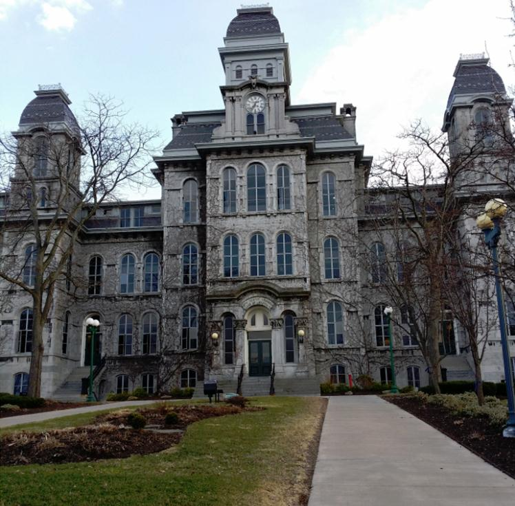 hall of languages syracuse university be chic mag