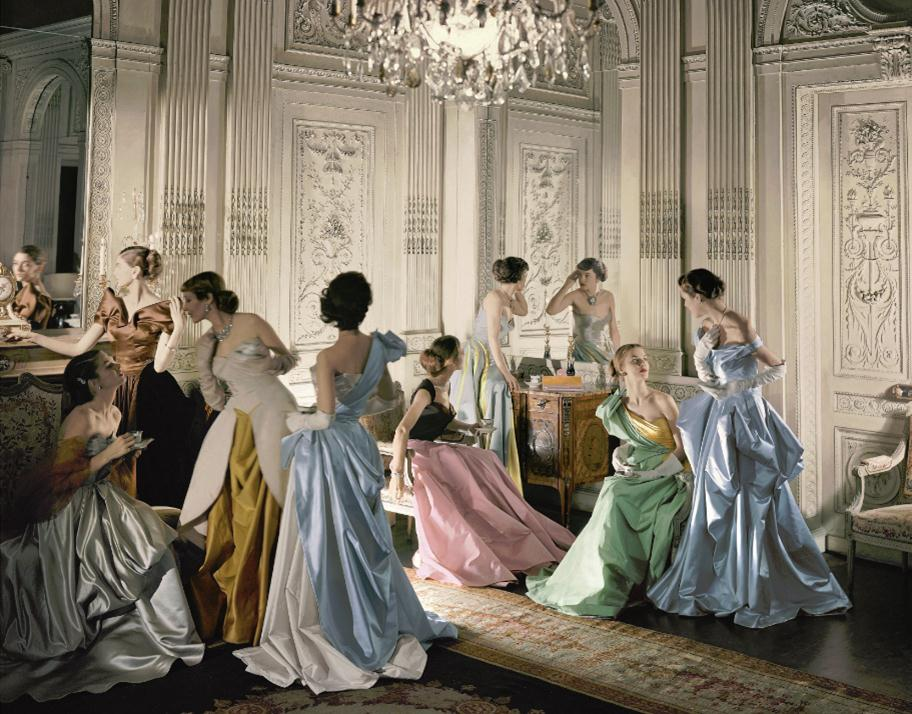 charles james ball gowns cecil beaton 1948 be chic mag