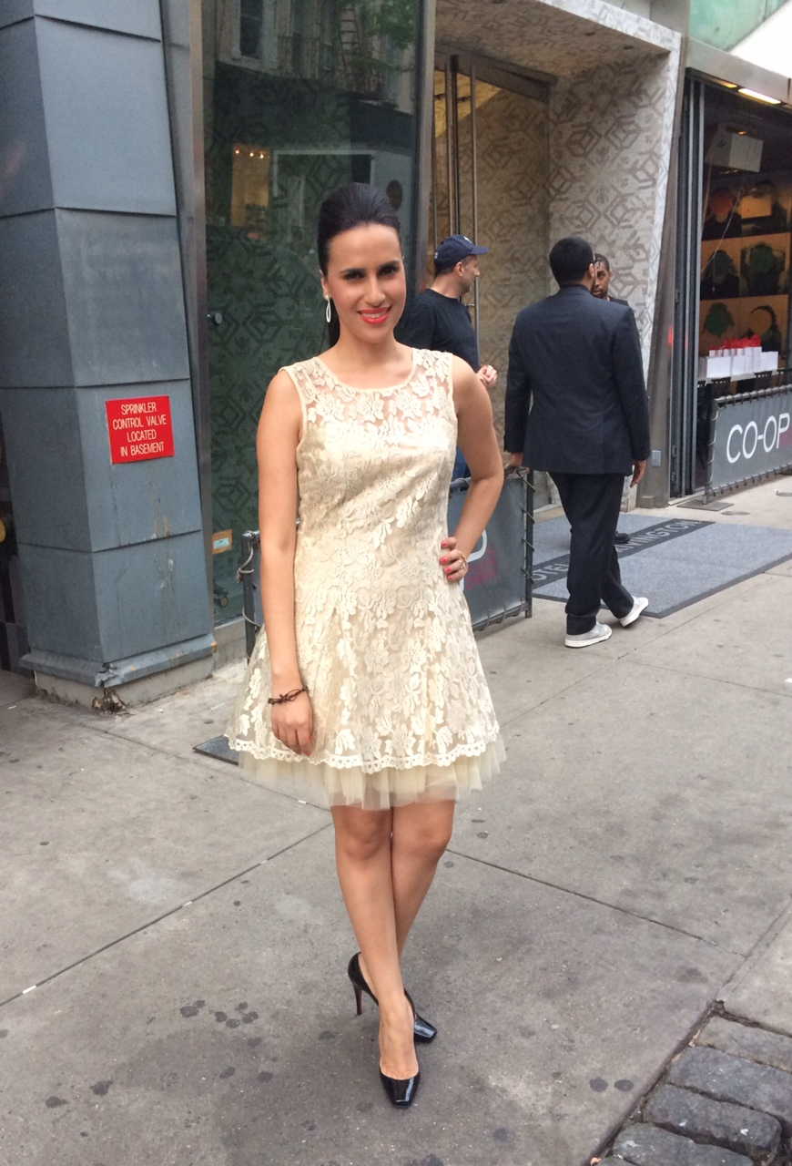 latina fashion blogger be chic mag