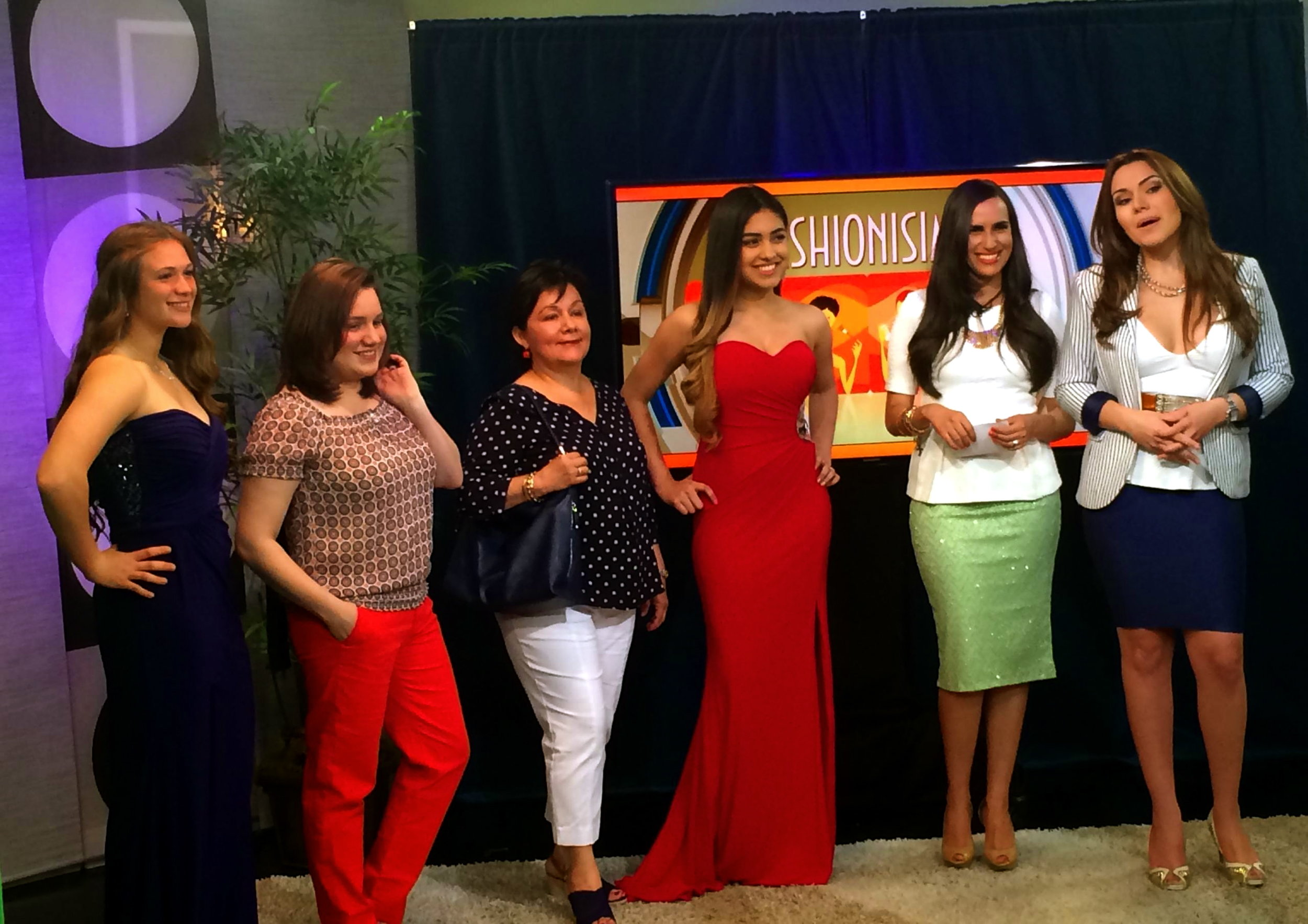 telemundo fashion segment