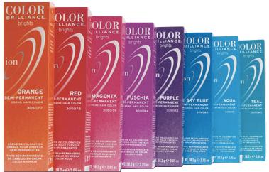 Ion Hair Color