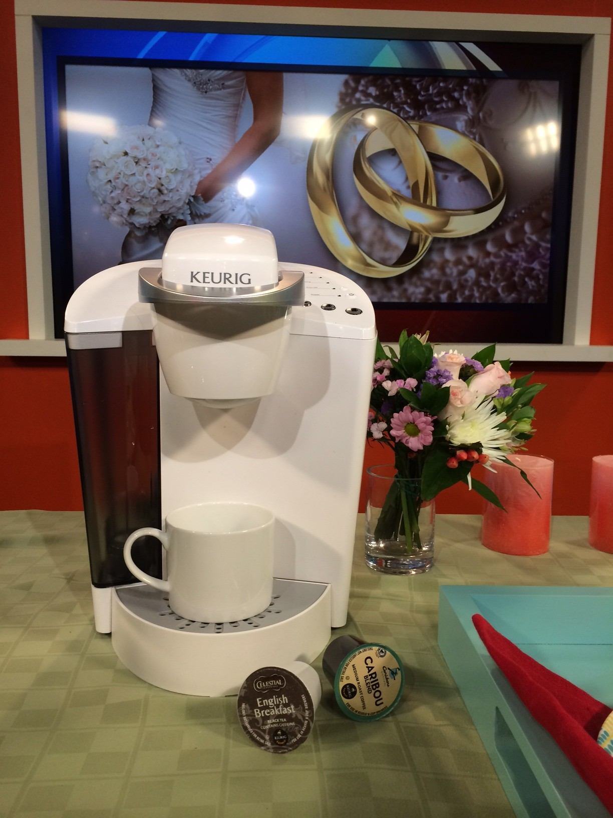 keurig elite bridal shower