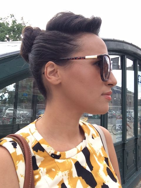 updo beauty blog