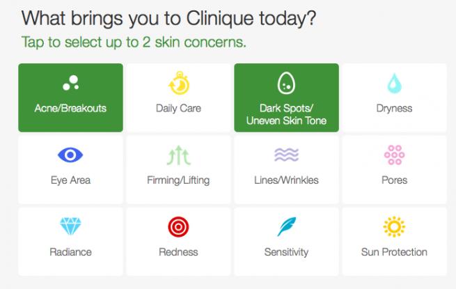 clinique you-time service