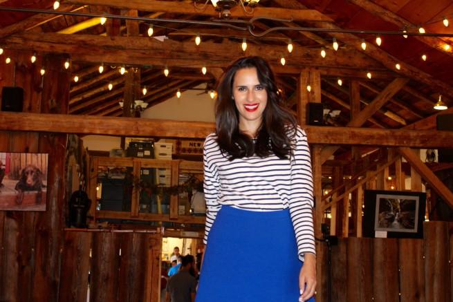 fashion blogger i love new york