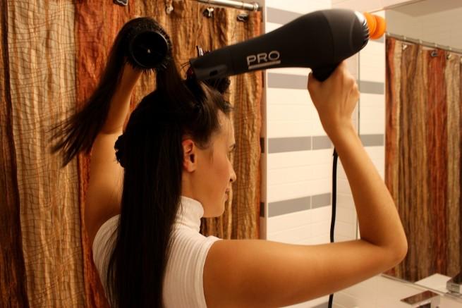 pro beauty tool blow dryer