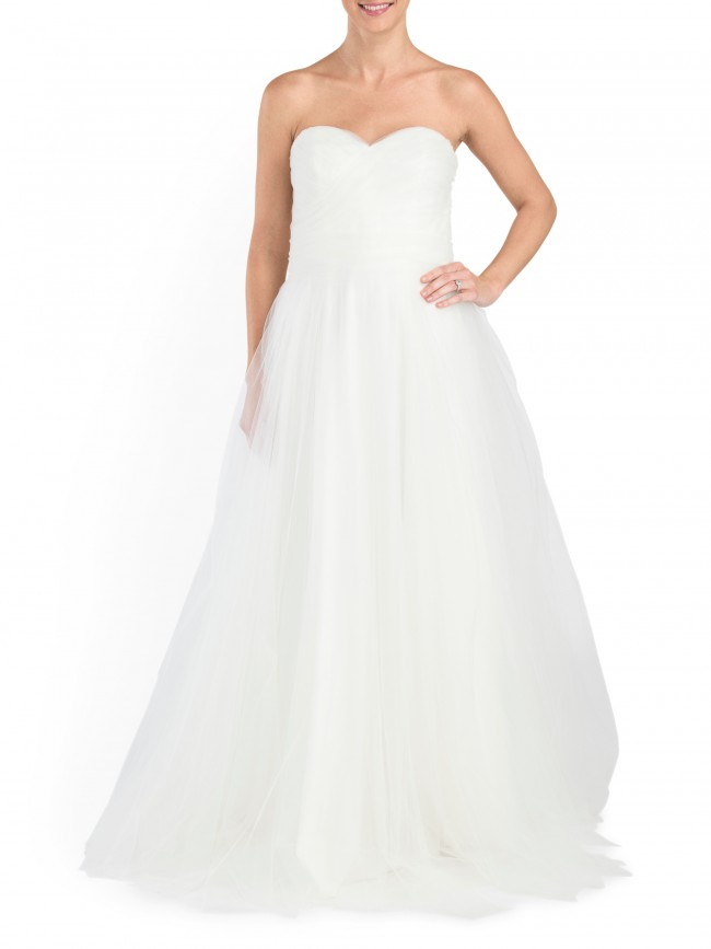 wedding dress for cheap t.j. maxx