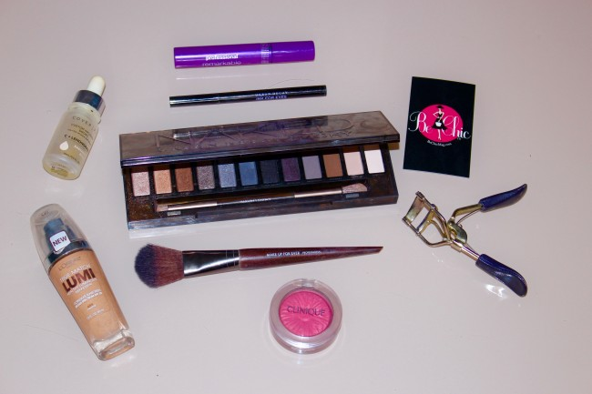 beauty blogger makeup review