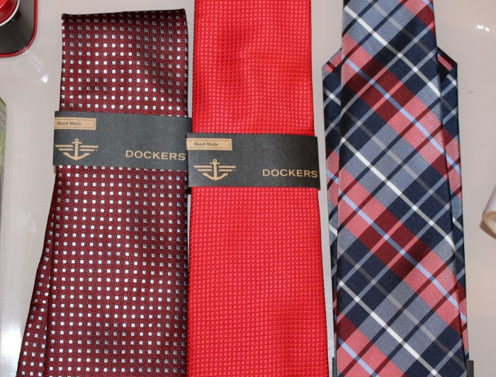 ties for valentine's day