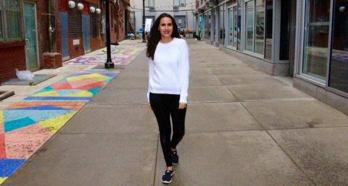 fashion blogger athleisure