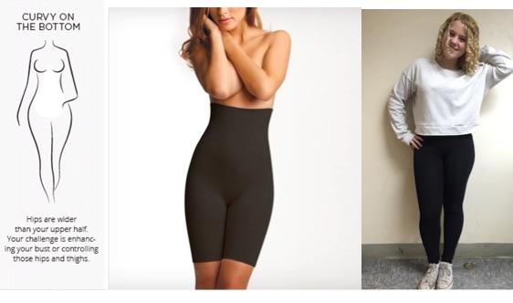 shapewear fashion blog