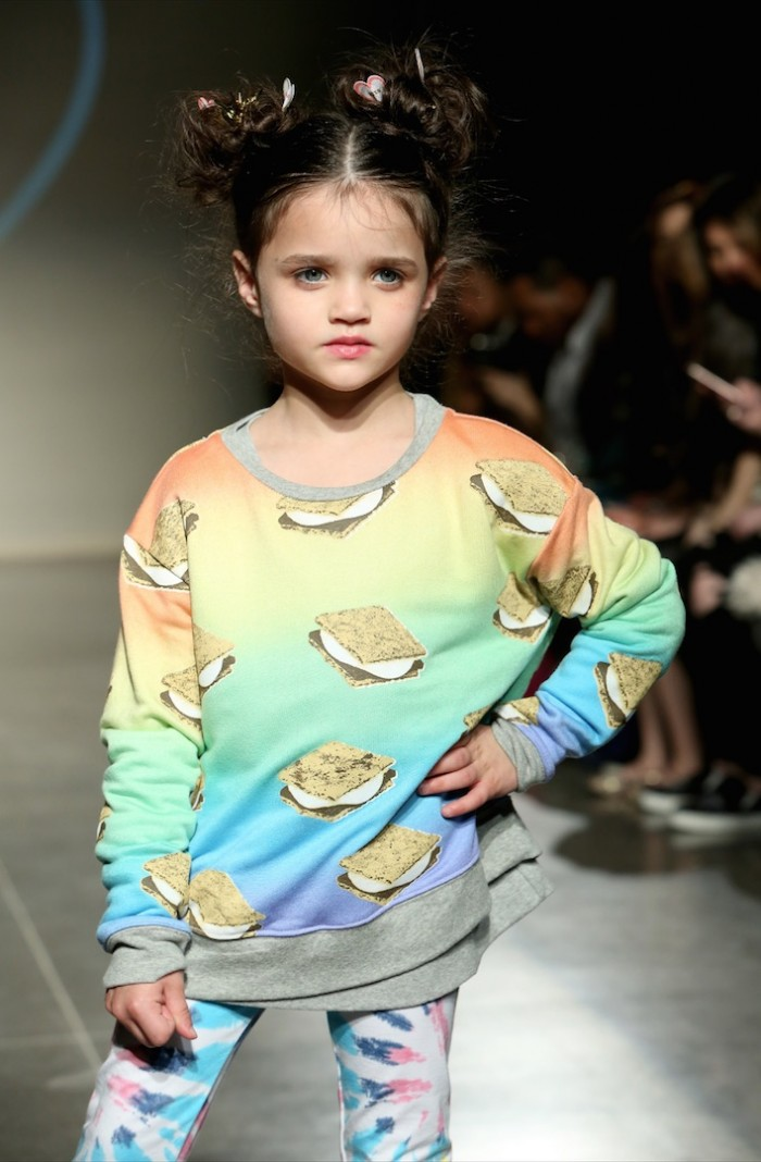 petiteparade kids fashion week