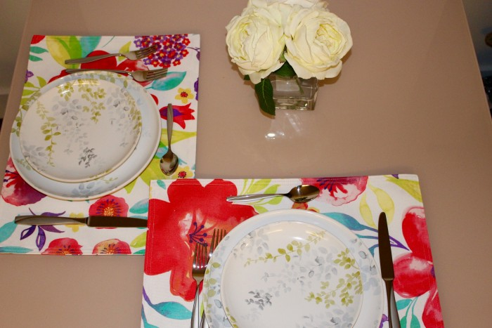 floral placemat jcpenney