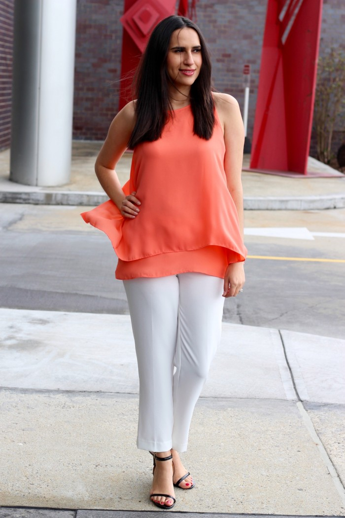 white pants be chic mag
