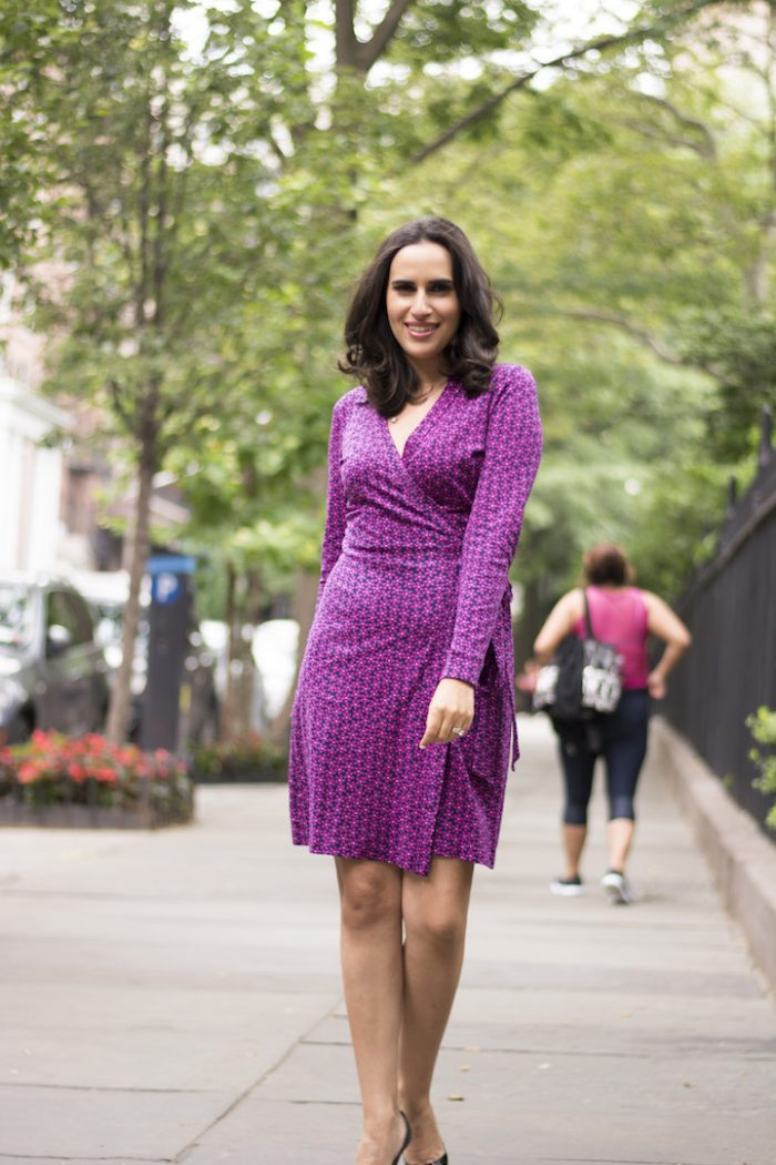 dvf wrap dress be chic mag