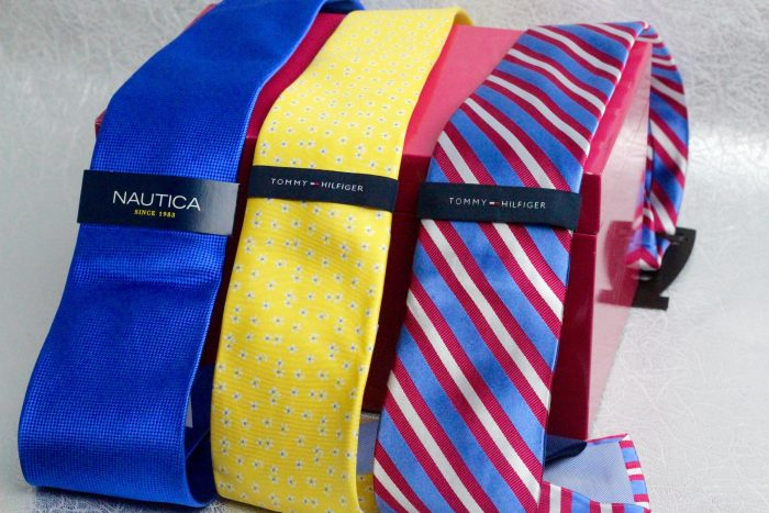 tie for fathers day