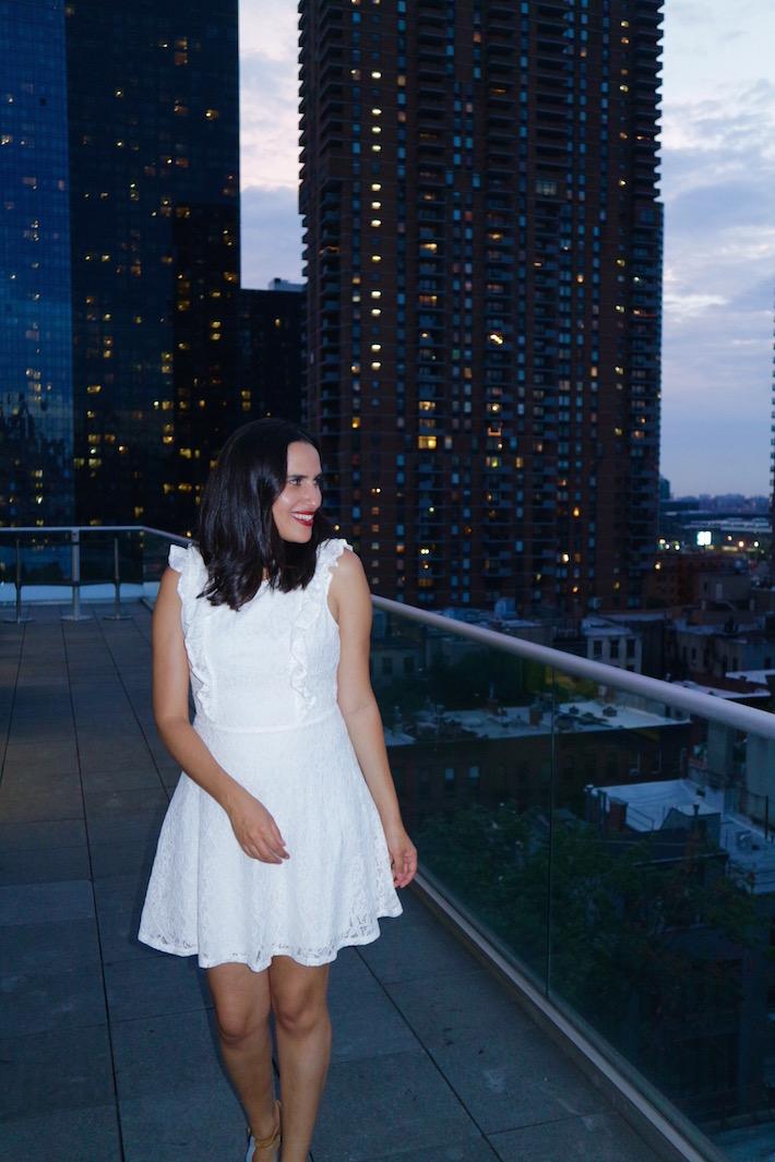 little white dress nyc