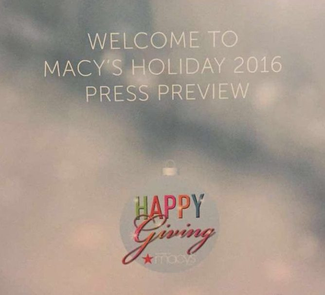 macys holiday preview nyc