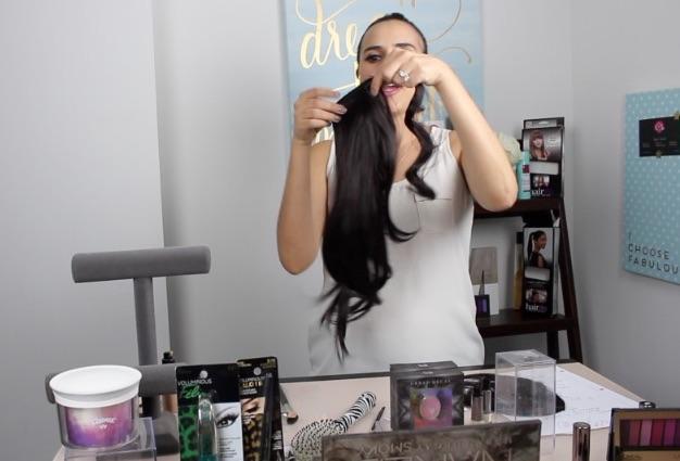hairdo long hair