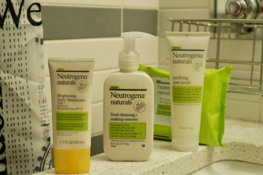 neutrogena naturals collection