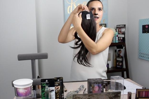 hairdo synthetic hair