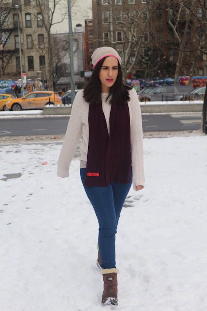 winter fashion nyc
