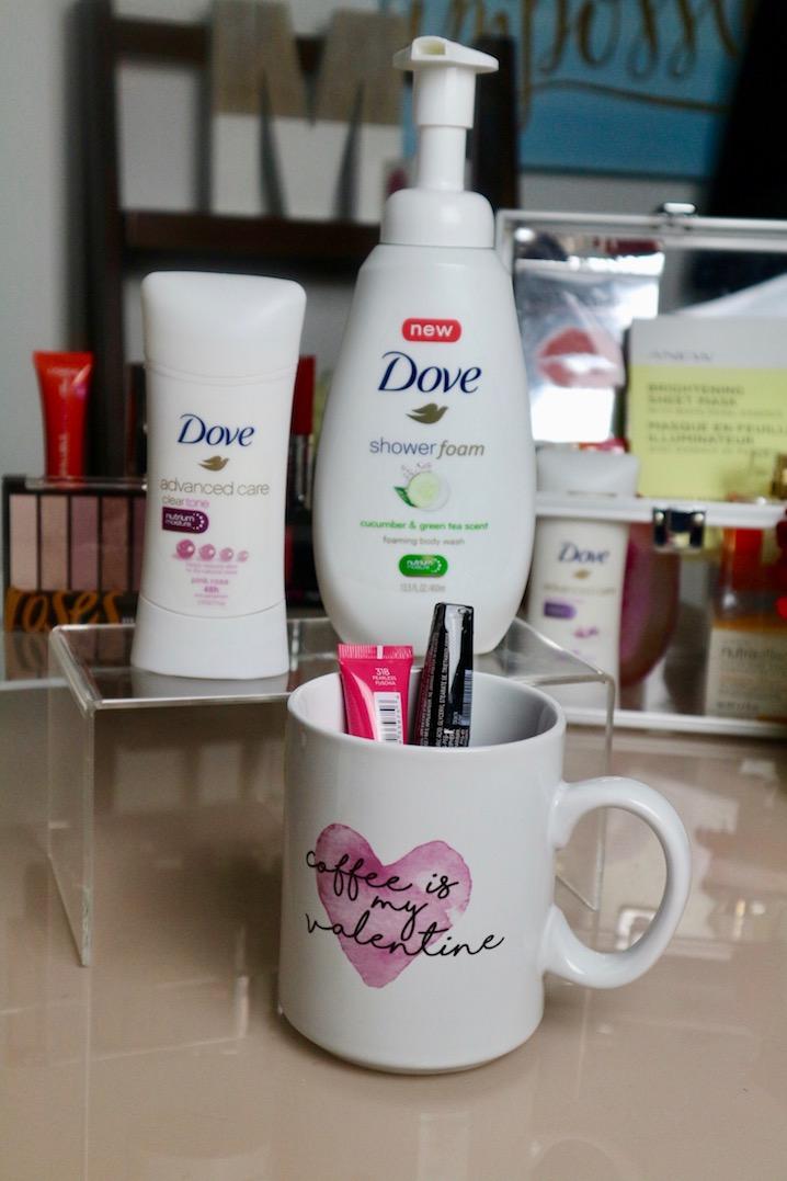 beauty gift basket