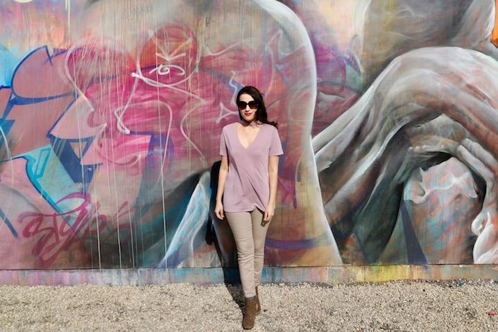 latina fashion blogger mercedes sanchez