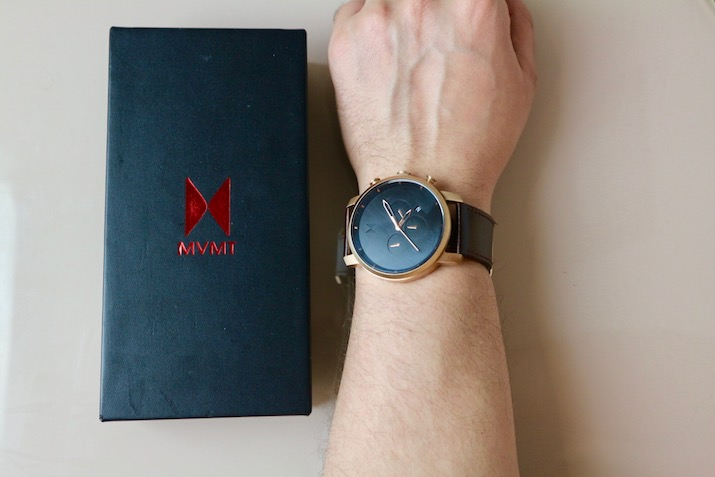 d1ebf06ad65ef Men's Edition: MVMT Watches Review — Be Chic Mag