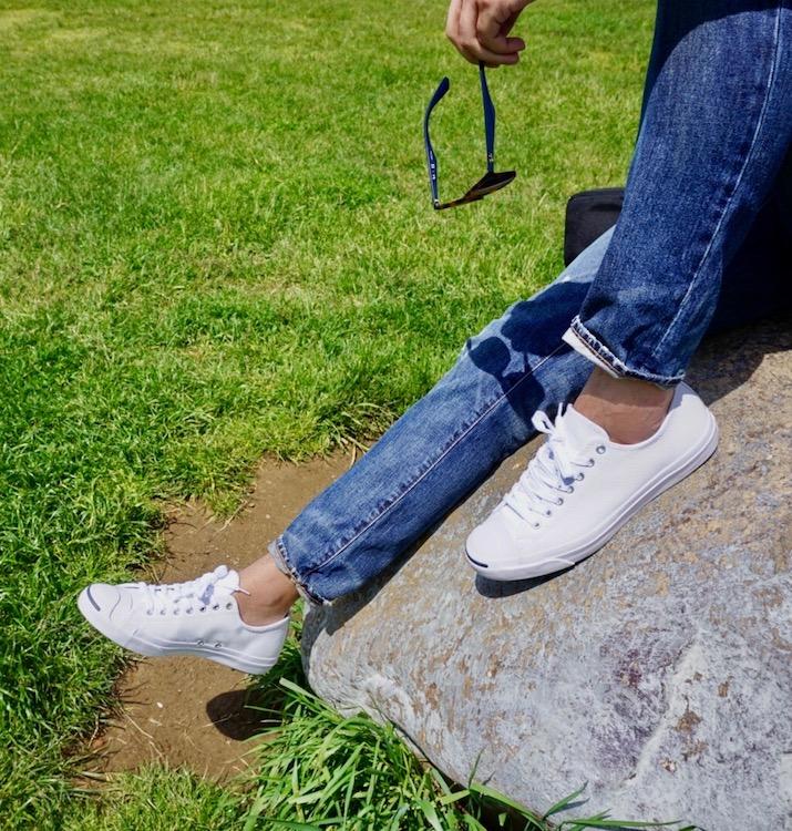 mens blog sneakers