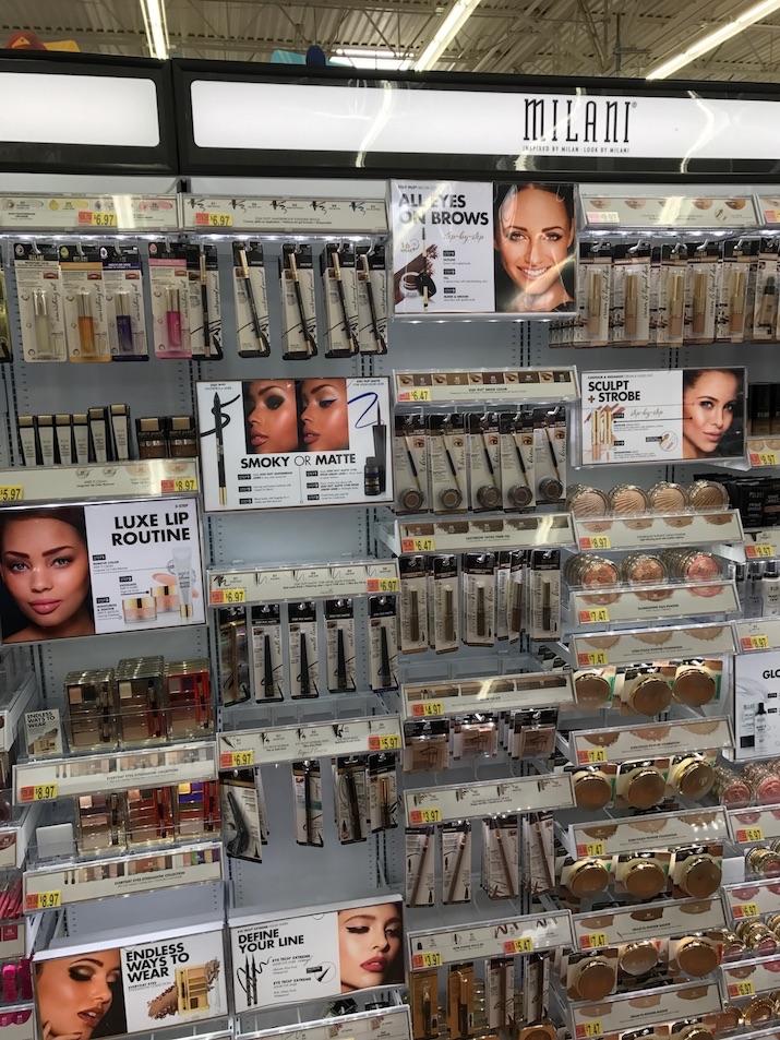 Milani Walmart