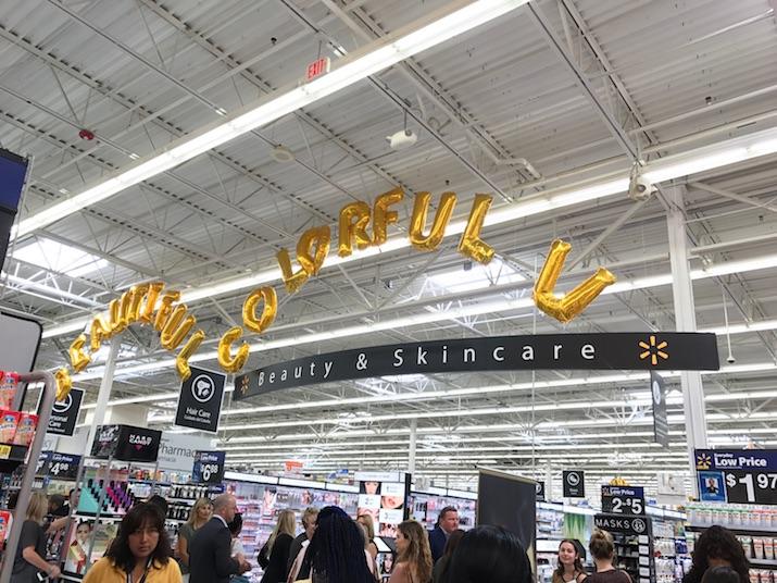 Walmart beauty bloggers