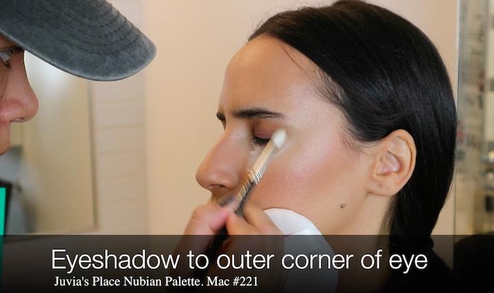 eyeshadows makeup