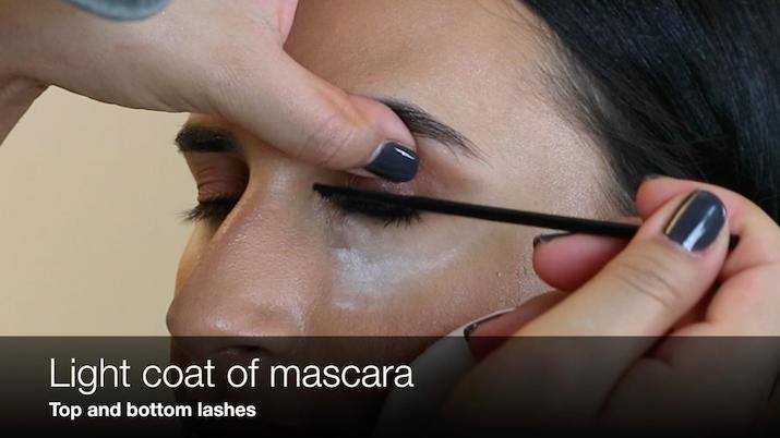 mascara soft smokey glam