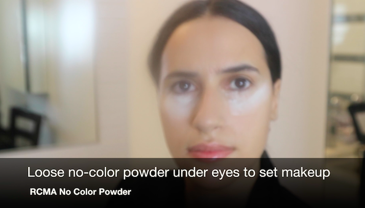 no-color loose powder be chic mag