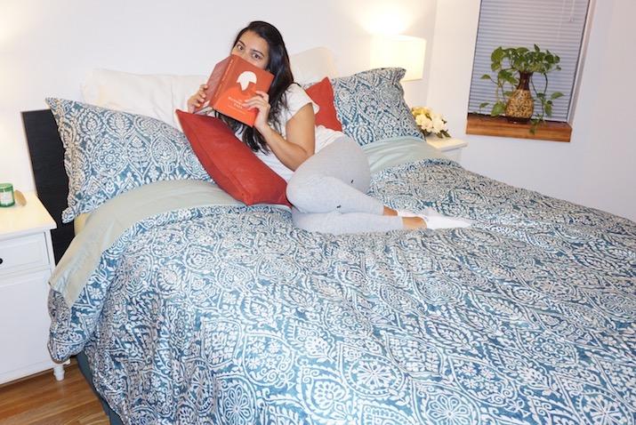 eva Longoria bedding jcpenney