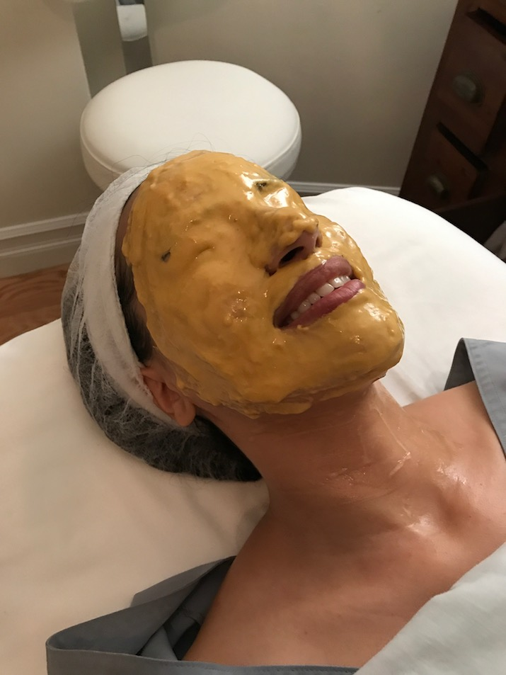 skinspoke face mask
