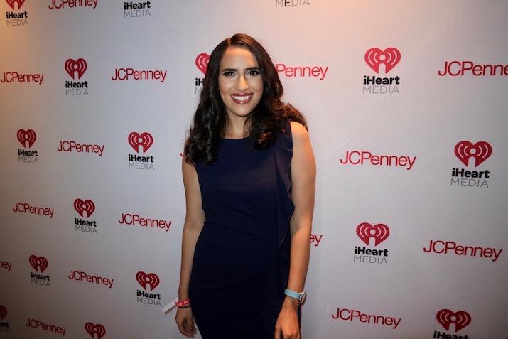 navy blue dress jcpenney