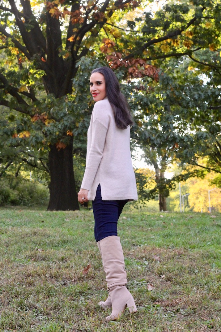 fall fashion neutrals