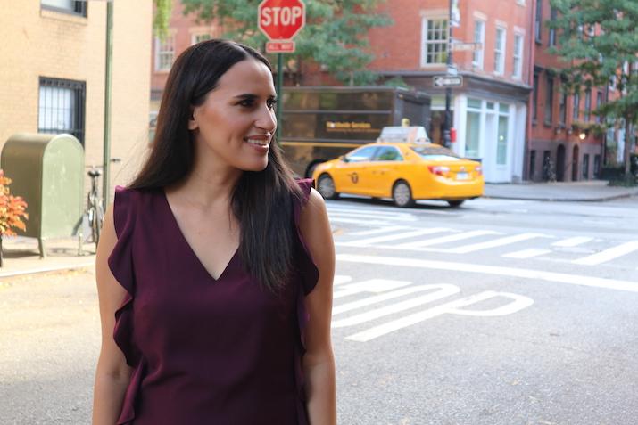 fall fashion NYC