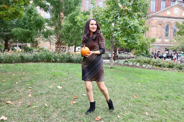 style blogger NYC fall fashion