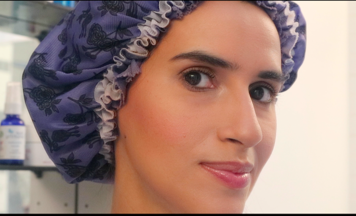 latina beauty blogger contour