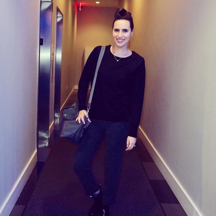 hair beauty blogger Latina