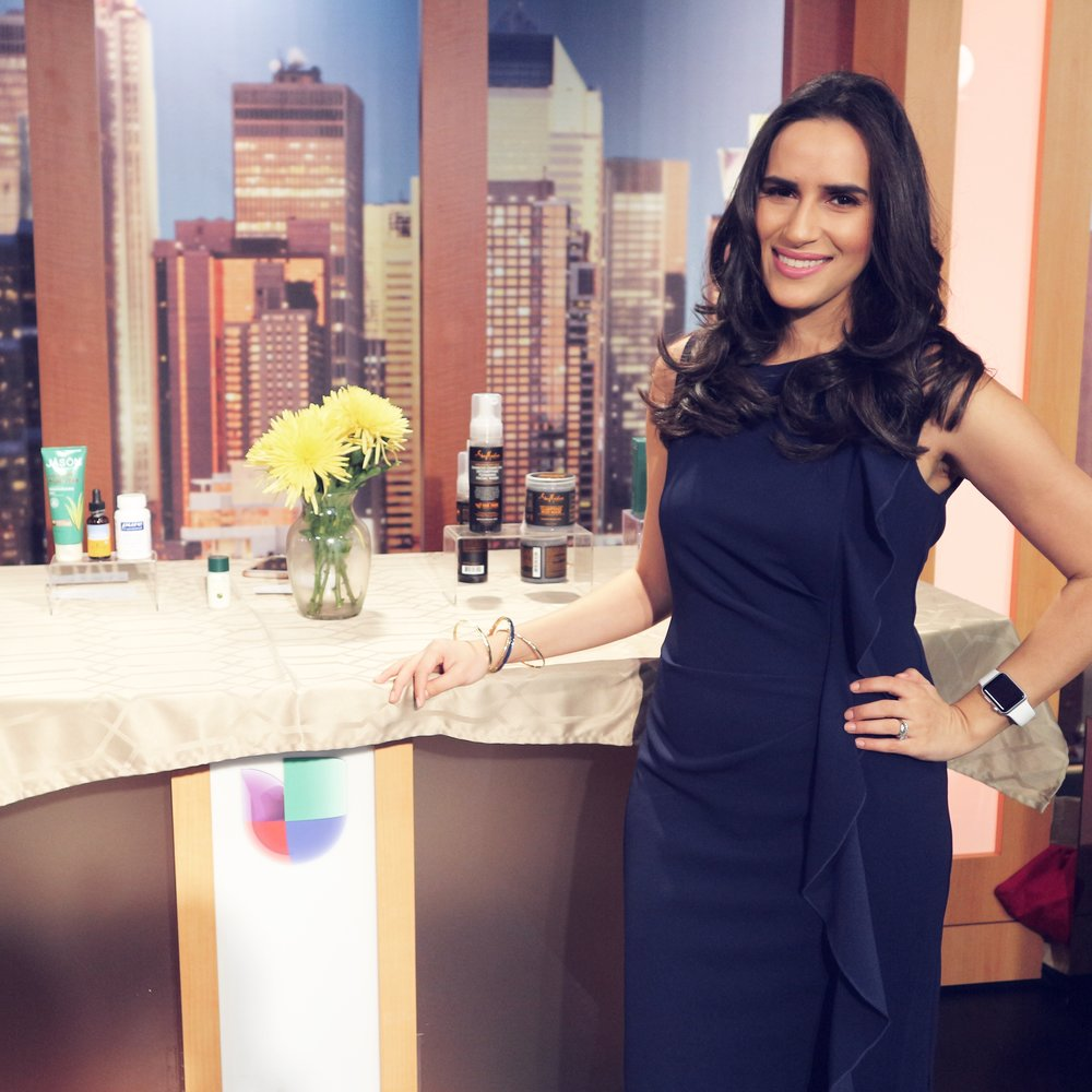 Lifestyle Expert Mercedes Sanchez on Univision 41 Al Despertar